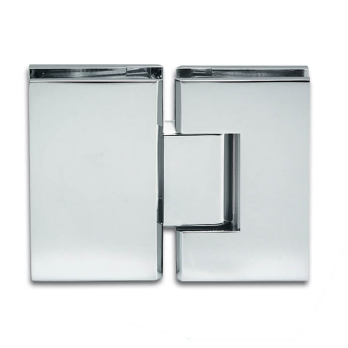 Glass-to-Glass/Wood Clamps, Hinges etc