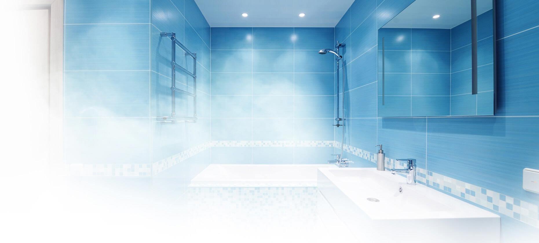 Bathroom steam
