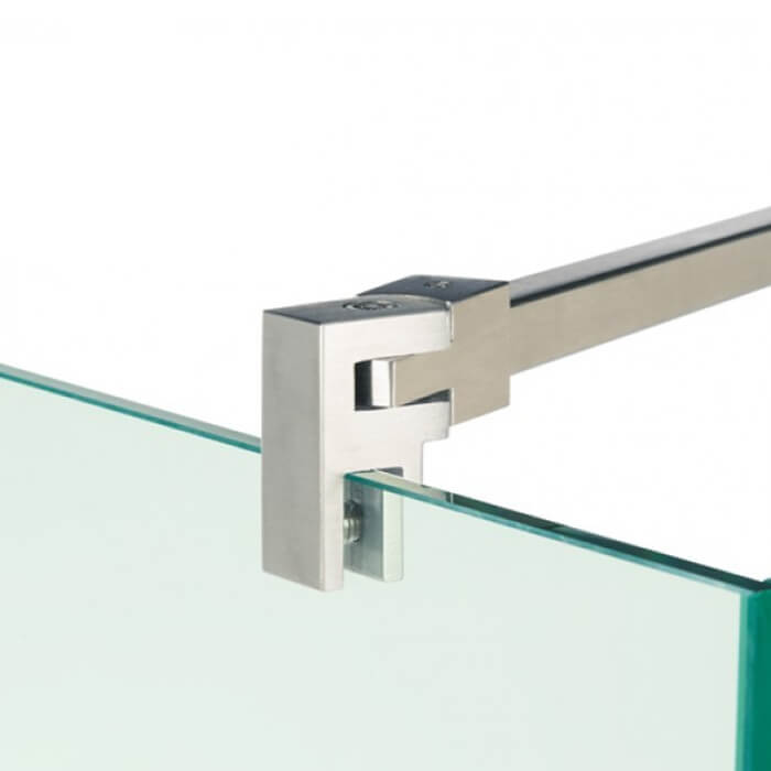 Glass-to-Wall Support Arm